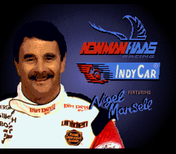 Newman-Haas IndyCar Racing featuring Nigel Mansell (Europe)