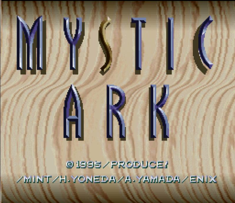 Mystic Ark (Japan) [En by Aeon Genesis v1.01]