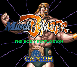 Muscle Bomber - The Body Explosion (Japan) game