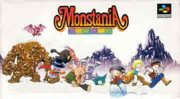 Monstania (Japan) [En by Aeon Genesis v1.03]