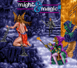 Might and Magic II - Gates to Another World (Europe)