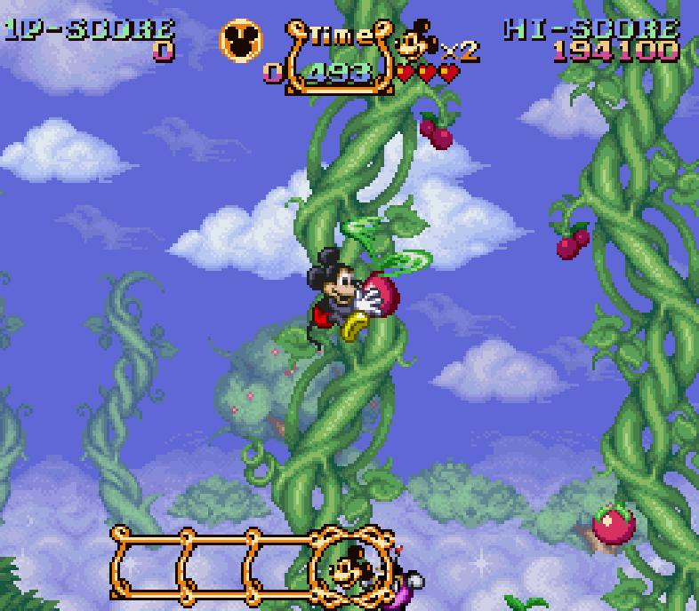 Mickey no Magical Adventure (Japan)