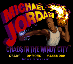 Michael Jordan - Chaos in the Windy City (Europe)