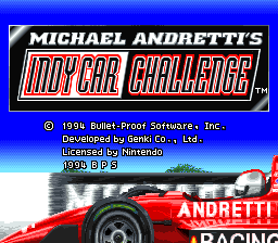 Michael Andretti's IndyCar Challenge (Japan)
