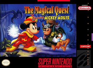 Magical Quest Starring Mickey Mouse, The (Germany) (Rev A) game