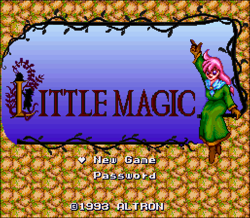 Little Magic (Europe) (Proto)