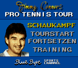 Jimmy Connors Pro Tennis Tour (Germany)