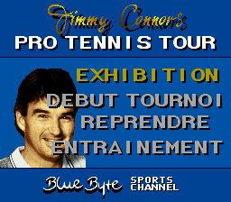 Jimmy Connors Pro Tennis Tour (France)