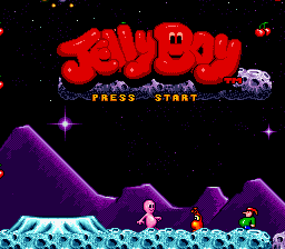 Jelly Boy (Europe)
