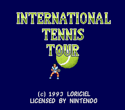 International Tennis Tour (Europe)
