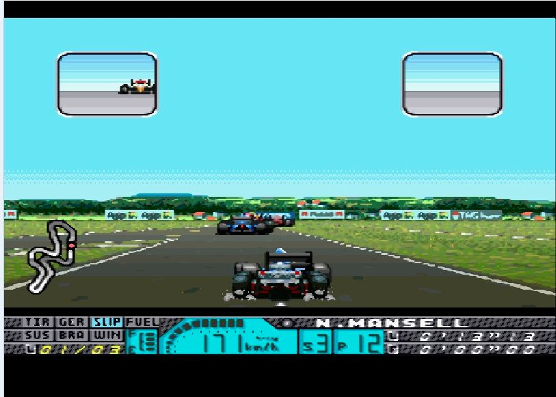 Human Grand Prix IV - F1 Dream Battle (Japan) game