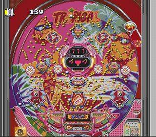 Hissatsu Pachinko Collection 4 (Japan) game