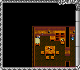 Herakles no Eikou III - Kamigami no Chinmoku (Japan) [En by Kojiro v0.95Beta1] (~Glory of Heracles III, The - Silence of the Gods) game