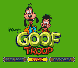 Goof Troop (Germany)