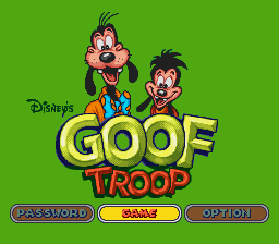 Goof Troop (Europe)