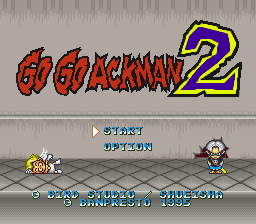 Go Go Ackman 2 (Japan)