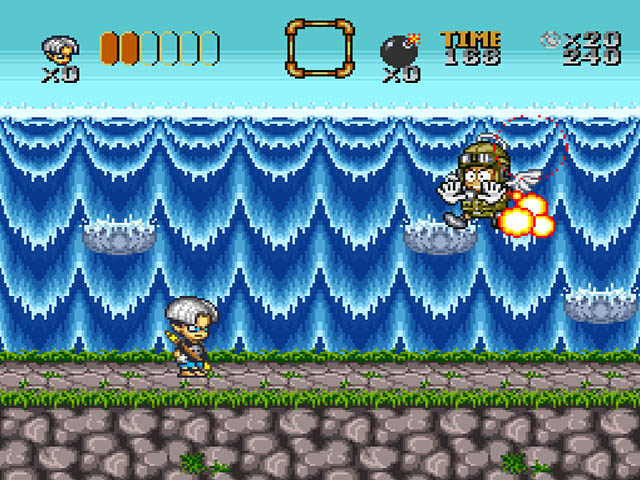 Go Go Ackman (Japan) game
