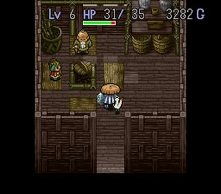 Fushigi no Dungeon 2 - Fuurai no Shiren (Japan)