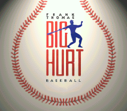 Frank Thomas Big Hurt Baseball (Europe)