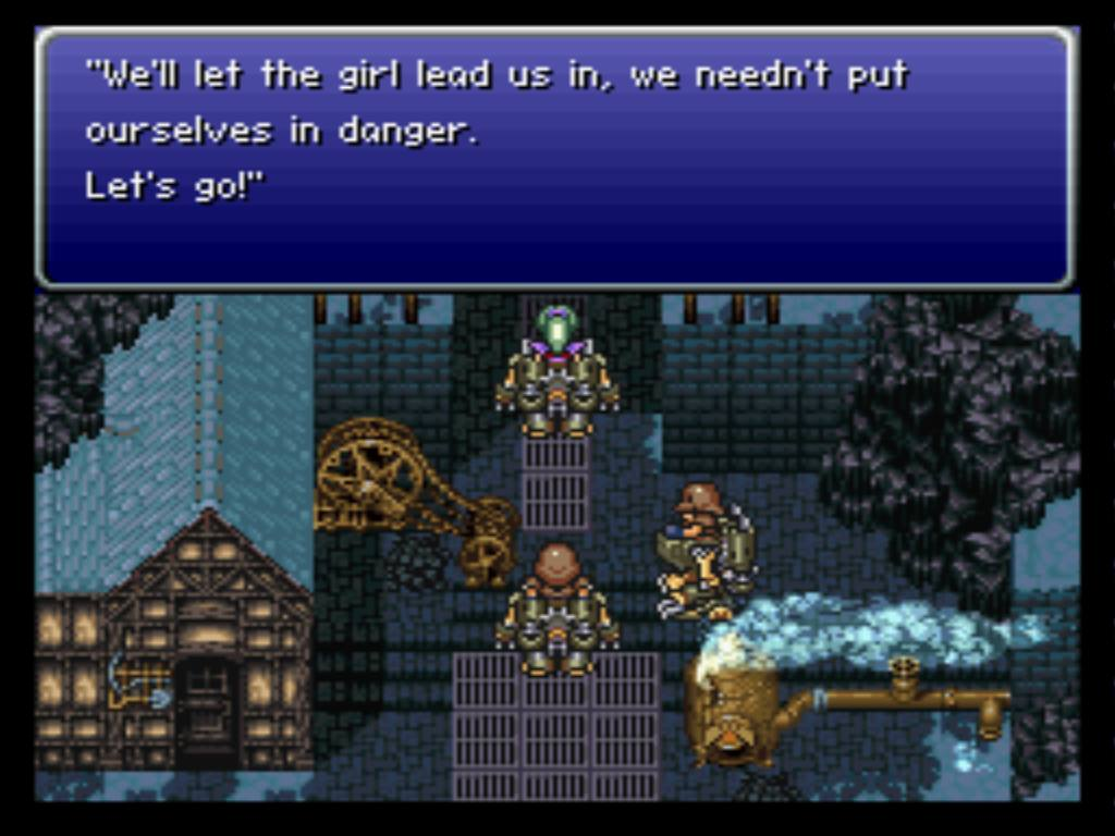 Final Fantasy VI (Japan) [En by RPGOne v1.2b]