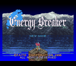 Energy Breaker (Japan)