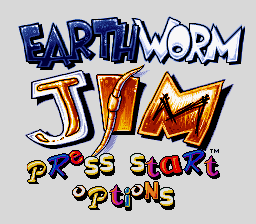 Earthworm Jim (Europe)