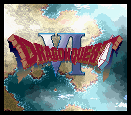 Dragon Quest VI - Maboroshi no Daichi (Japan)