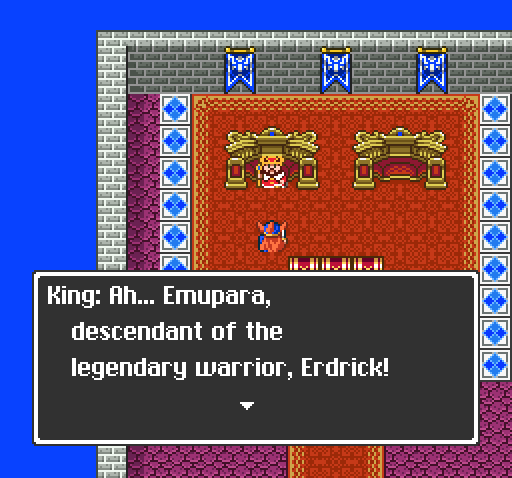 Dragon Quest I & II (Japan) [En by RPGOne v2.0] (Dragon Warrior Version)