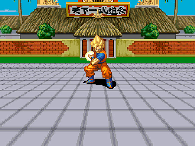 Dragon Ball Z - Ultime Menace (France) [En by Aeon Genesis v1.0] (~Dragon Ball Z - Super Butouden 3) (Incomplete)