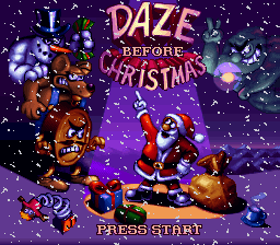 Daze Before Christmas (Europe)