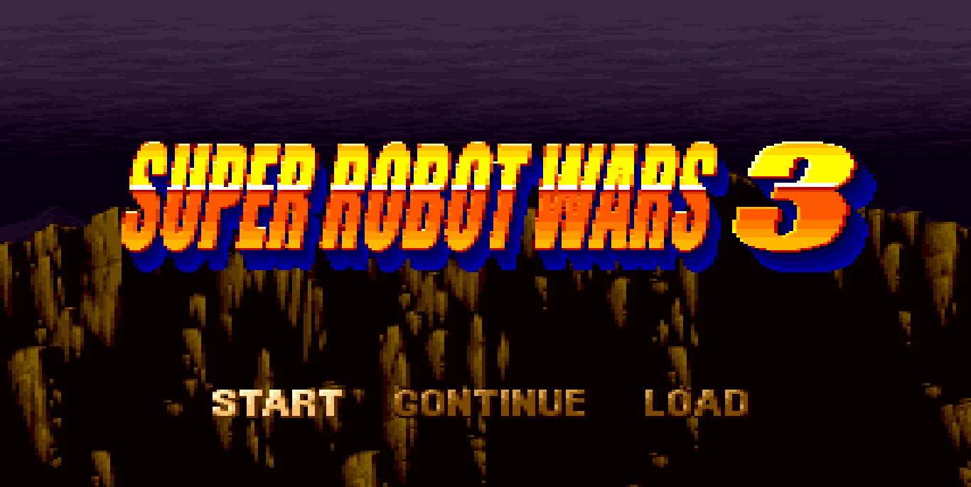 Dai-3-ji Super Robot Taisen (Japan) [En by Aeon Genesis v1.0] (~Super Robot Wars 3)