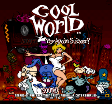 Cool World (Europe)
