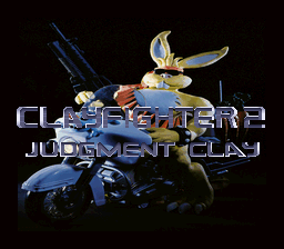 Clay Fighter 2 - Judgment Clay (Europe)
