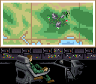 Choplifter III - Rescue Survive (Europe) game