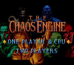 Chaos Engine, The (Europe)