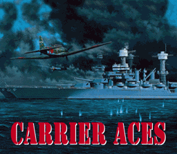 Carrier Aces (Japan)