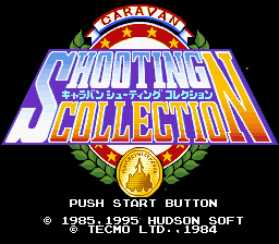 Caravan Shooting Collection (Japan)