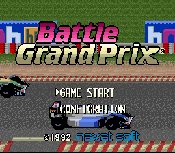 Battle Grand Prix (Japan)