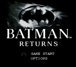 Batman Returns (Japan)