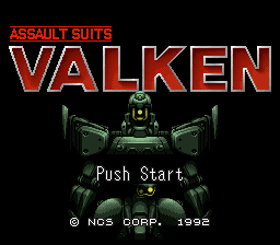 Assault Suits Valken (Japan)