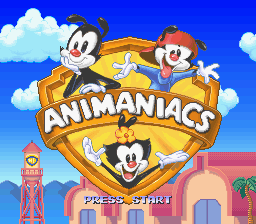 Animaniacs (Japan)