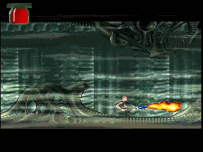 Alien 3 (Europe) on snes game