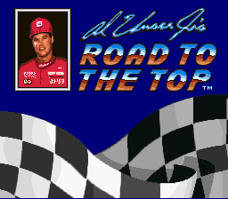 Al Unser Jr.'s Road to the Top (Europe)