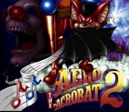 Aero the Acro-Bat 2 (Europe)