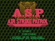 A.S.P Game