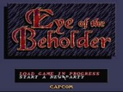 AD D - Eye of the Beholder Game