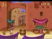 Aladdin on Snes Game
