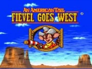 American Tail An - Fievel Goes West