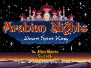 Arabian Nights - Sabaku no Seirei Ou (english translation) Game