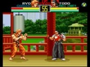 Art of Fighting on Snes